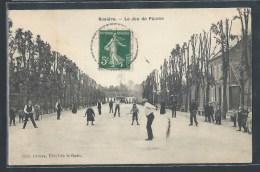 - CPA 80 - Rosière, Le Jeu De Paume - Rosieres En Santerre