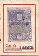 "Lagos - ""Guia De Lagos"". Faro. - Andere"