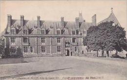 France Blois Chateau Aile de Louis XII Facade exterieure