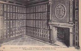 France Blois La Chateau Bibliotheque de Catherine de Medicis