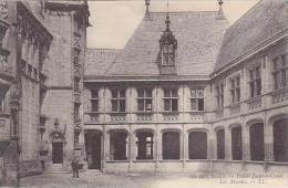 France Bourges Palais Jacques-Coeur Les Arcades