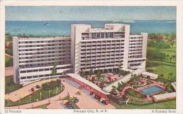 Panama Panama City El Panama Hotel 1956