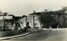 Gibraltar - South Port Gates - Semi Moderne Petit Format - état - Gibraltar