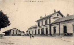08 – LIART – La Gare - France