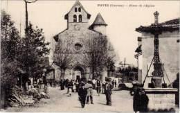 19 – NAVES – Place De L'église - France