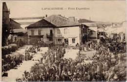 42 – LAPACAUDIERE – Foire Exposition - La Pacaudiere
