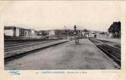 54 – AUDUN-le-ROMAN – Quartier De La Gare - France