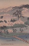 CPA JAPON @ KYOTO @ Arashi - Yama  Illustration Vers 1910 - Kyoto