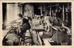 63 – THIERS – Intérieur D'Usine De Coutellerie - Thiers