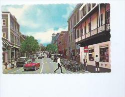 Bermudes.Reid Street In Hamilton - Bermudes