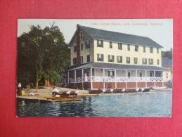 - Vermont> Lake Bomoseen Cedar Grove House  Ref 1365 - Unclassified