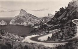 Espagne - Islas Baleares - Mallorca - Carretera A Formentor - Mallorca