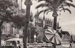 Espagne - Islas Baleares - Palma De Mallorca - Paseo De Sagrera Y Catedral - Matasellos - Palma De Mallorca