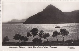 Espagne - Islas Baleares - Mallorca - Panorama Formentor - Mallorca