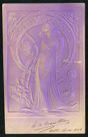 Ilustrador : No Descifrado. - Sin Datos Editor. Circulada 1900. - Ilustradores & Fotógrafos