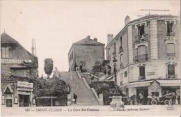 SAINT CLOUD 189 LA GARE DES COTEAUX - Saint Cloud