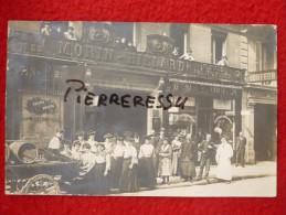 MORIN  HIELARD PLUMES POUR PARURES CARTE PHOTO  PARIS - Autres