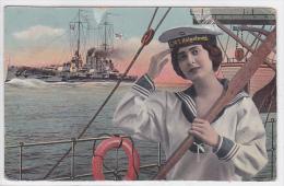 War Ships - Sailor - Illustrateurs & Photographes