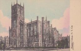 NEW YORK HUNTER COLLEGE - Unterricht, Schulen Und Universitäten