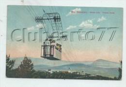 Saint-Sébastien (Espagne, Pais Vasco): Tranvia Aereo Monte Ulia En 1910 (animé)  PF - Guipúzcoa (San Sebastián)
