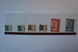 955-960 Neufs** - Unused Stamps