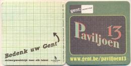 #D83-101 Viltje Over Gent - Sous-bocks