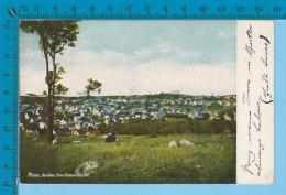 Greenwood Hill Mass. ( Gardner From Greenwood Hill  Cpa  )  2 SCAN - Etats-Unis