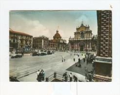 CATANIA,P.za Duomo-1959-Animata Con Auto-CAR-Persone-!!!!!!!! - Catania