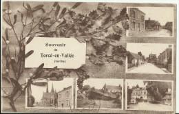 TORCE En VALLEE - (Sarthe) -    Souvenir De Torcé En Vallée - Autres Communes