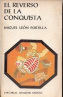 """""""EL REVERSO DE LA CONQUISTA"""" DE MIGUEL LEÓN PORTILLA- AÑO 1974- EDIT. JOAQUÍN MORTIZ PAG. 190 GECKO. - Ontwikkeling"""