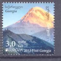 2013. Georgia, Europa 2012, Set, Mint/** - Georgia