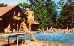 Swimming Pool Watoga State Park, West Virginia - Non Classés