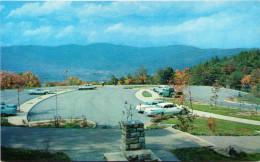 Parking Area At Cumberland Gap - National Historical Park, Kentucky-Tennessee - Etats-Unis