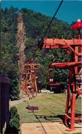 The Sky Lift To Top Of Crockett Mountain - Gatlinburg, Tennessee - Etats-Unis