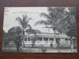 Bureaux Du Gouvernement Du Moyen-Congo ( Zie Foto Voor Details ) !! - Brazzaville