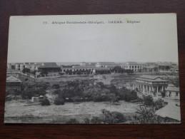 Hôpital DAKAR ( 77 ) - Afrique Occidentale ( Sénégal ) ( Zie Foto Voor Details ) !! - Sénégal