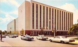 Krannert Graduate School Of Industrial Administration - Pardue University, Lafayette, Indiana - Lafayette