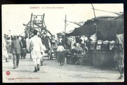 Cpa Djibouti à La Foire Des Indigènes   MAI19 - Djibouti