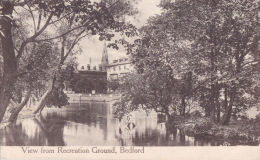 BEDFORD - VIEW FROM RECREATION GROUND - Bedford