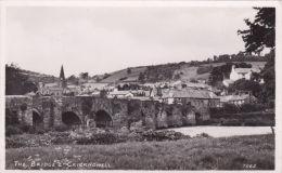 CRICKHOWELL - THE BRIDGE - Breconshire