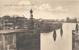 Muiden, Haven Met Scheepswerf - Holanda