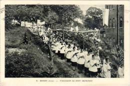 COREE – Wonsan – Procession Du Saint  Sacrement - Corée Du Sud