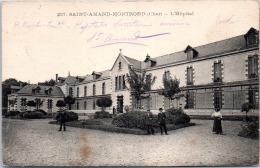 18 SAINT AMAND MONTROND - L'hopital - Saint-Amand-Montrond