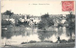 18 VIERZON - Déversoir De L'Yèvre. - Vierzon