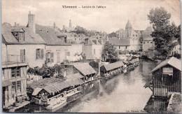 18 VIERZON - Lavoirs De L'ablaye. - Vierzon