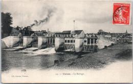 18 VIERZON - Le Barrage - - Vierzon