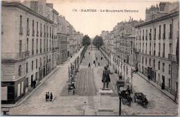 44 NANTES - Le Boulevard Delorme - Nantes