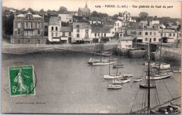 44 PORNIC - Vue Générale Du Fond Du Port - Pornic