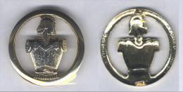 Insigne De Béret Du Génie - Army