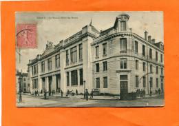NANCY   1910    LE NOUVEL HOTEL DES POSTES  CIRC   OUI - Nancy